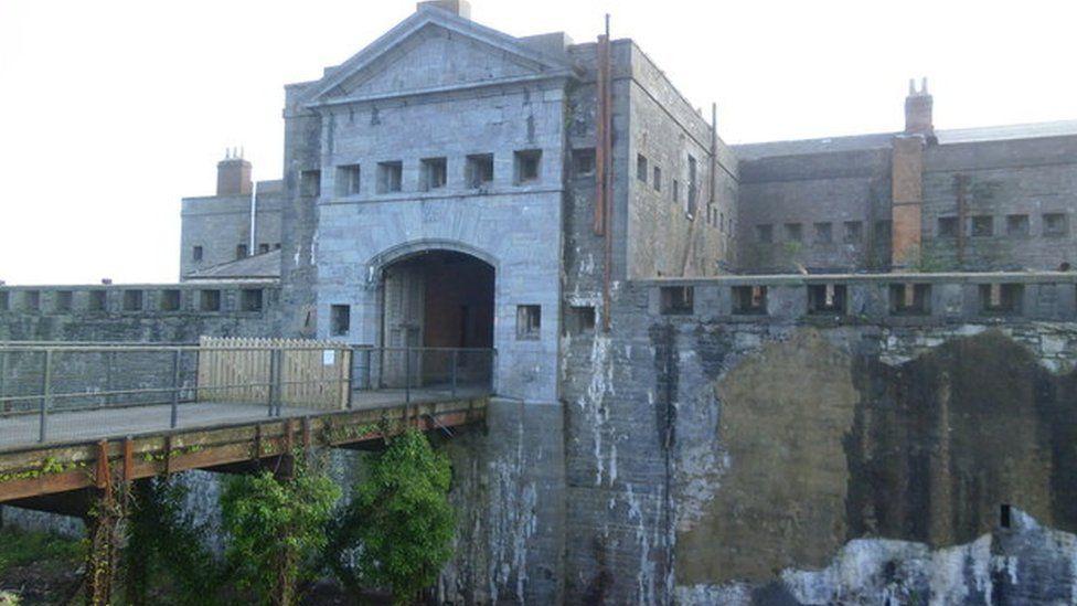 Defensible Barracks, Pembroke Dock