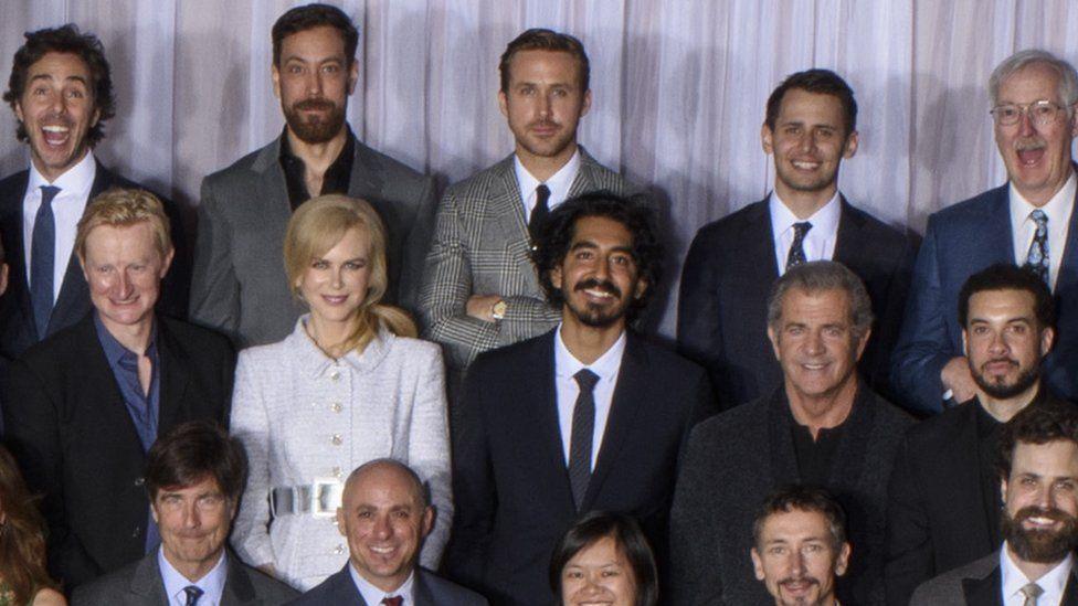 Ryan Gosling and Dev Patel