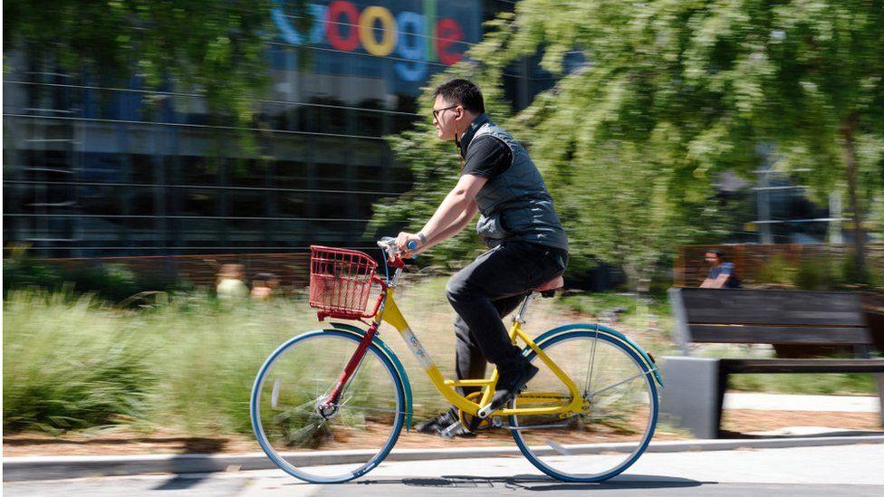 A Google employee