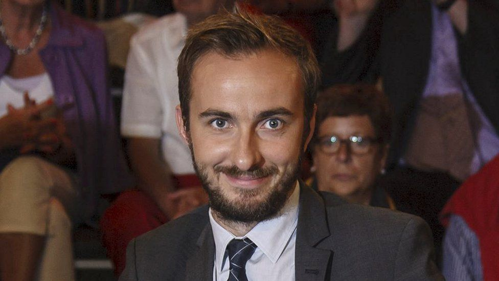 Jan Boehmermann (file pic)