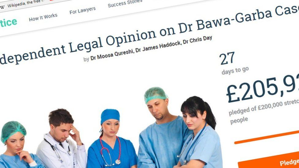 Appeal page