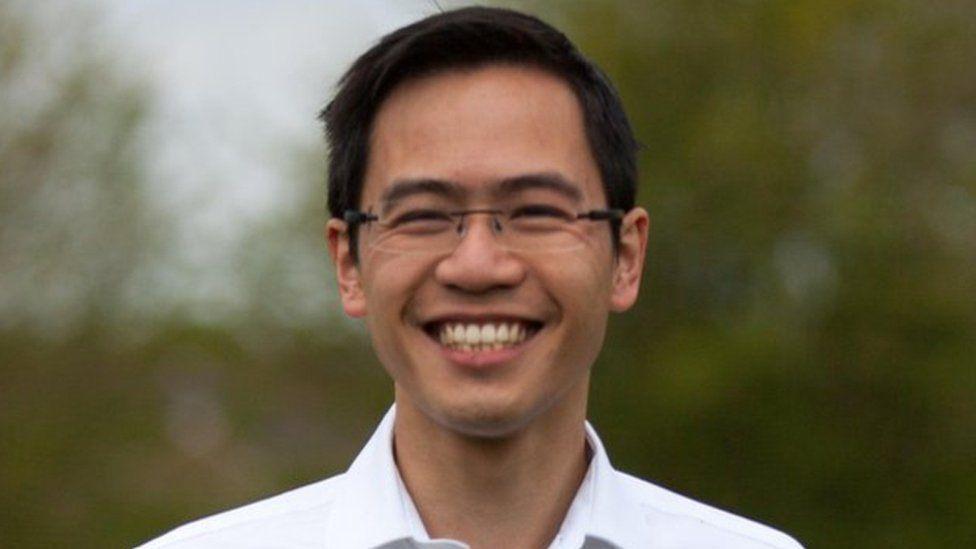 Councillor Alex Yip