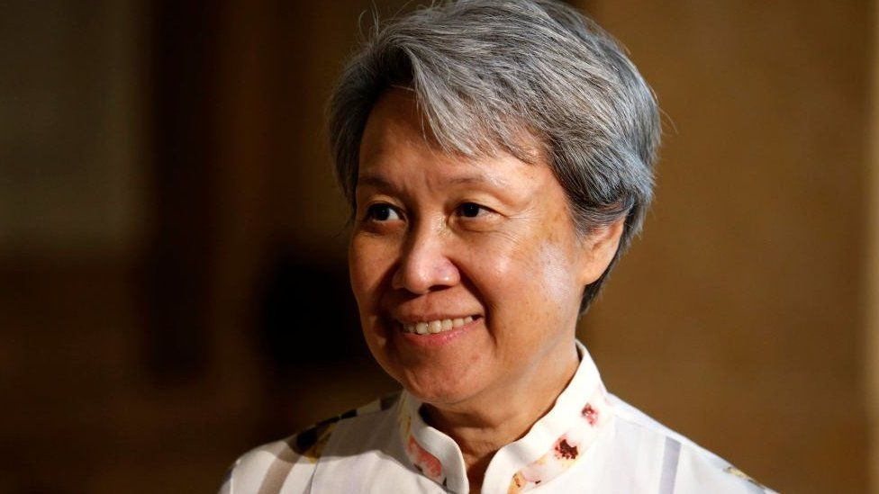 Ho Ching joined Temasek in 2002 as executive director.