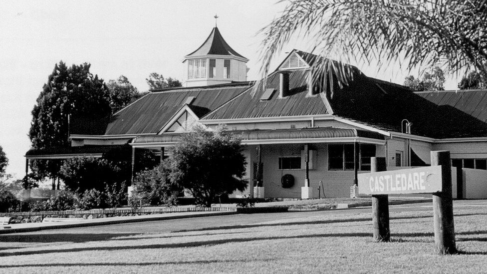 Castledare orphanage