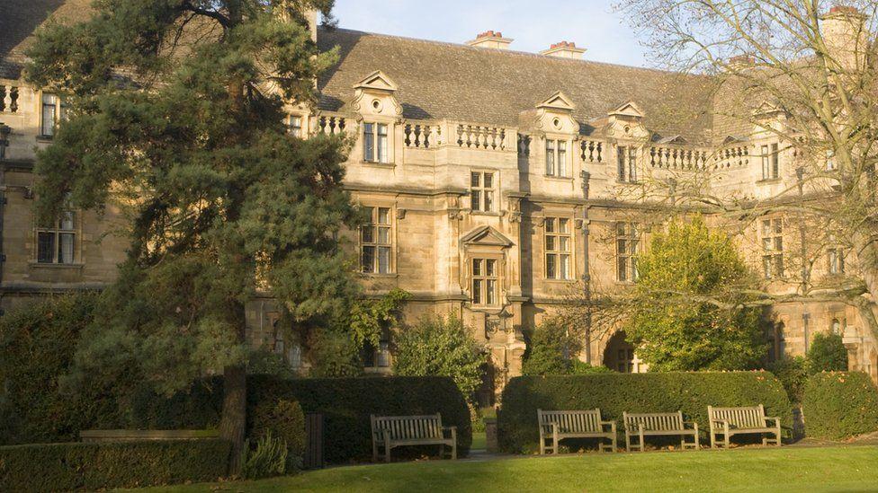 Pembroke College Cambrige