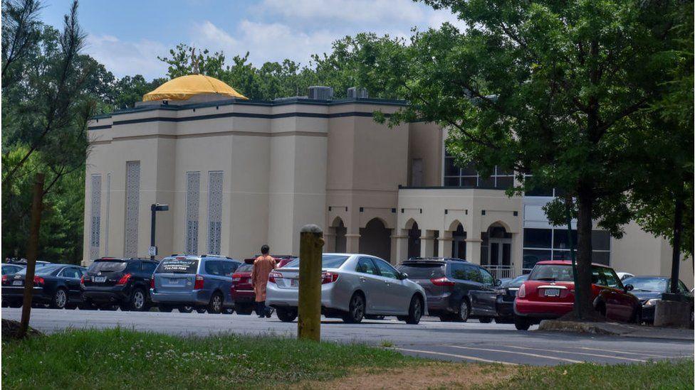The ADAMS Center mosque