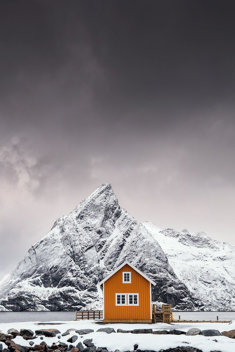 A house in Lofoten