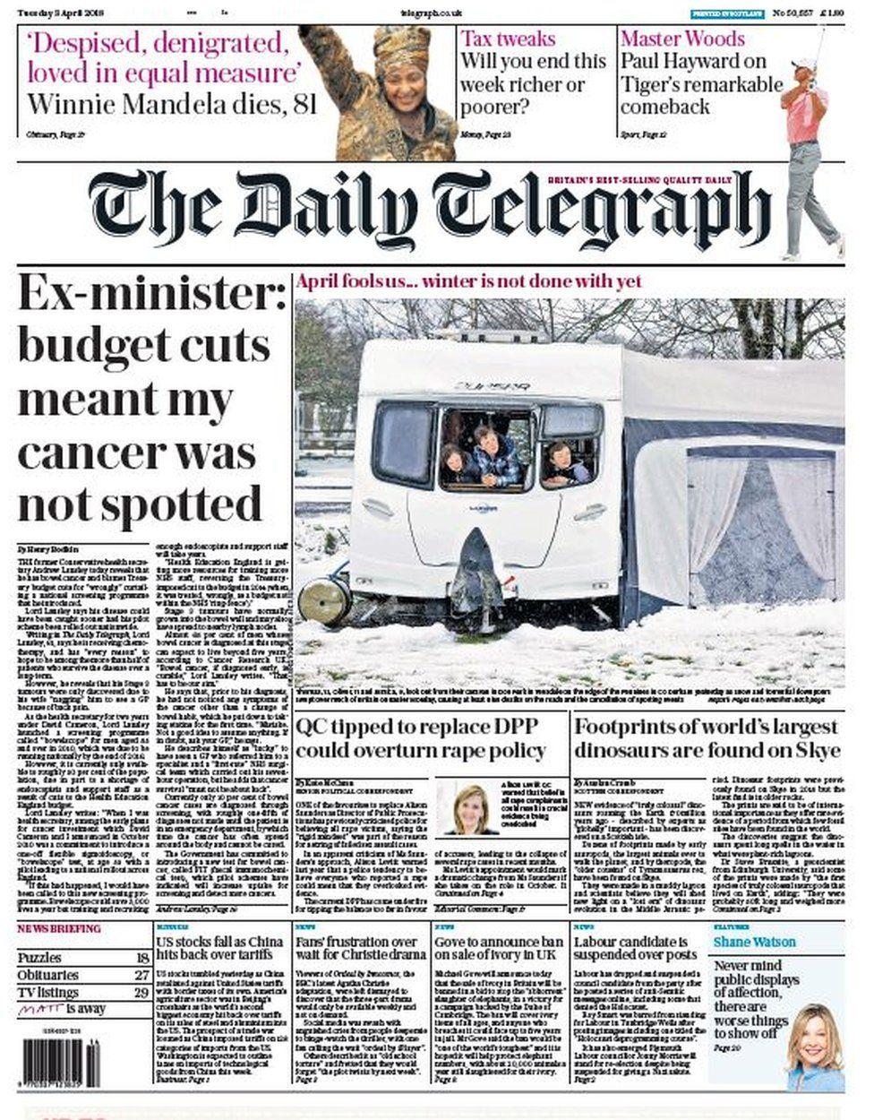 Daily Telegraph