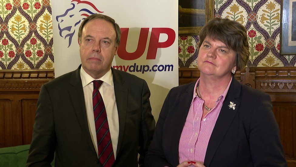 NI newspapers: Unionist fury over Brexit 'betrayal'