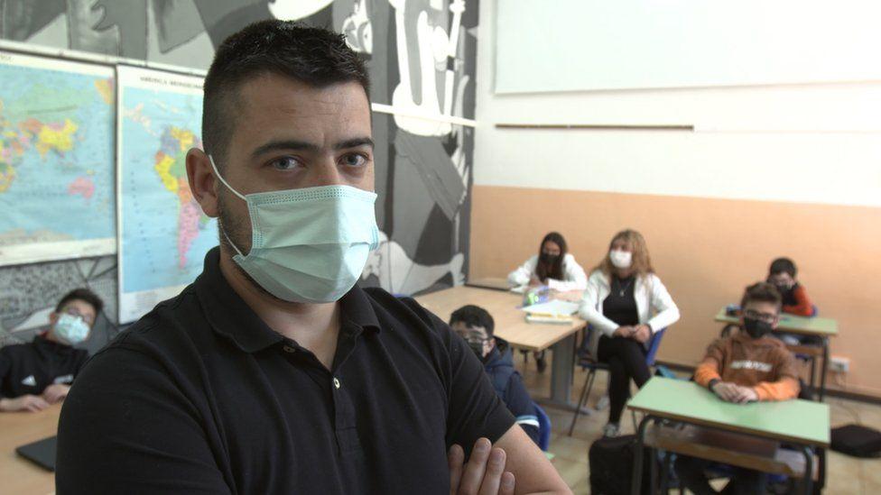 Class in Sardinia