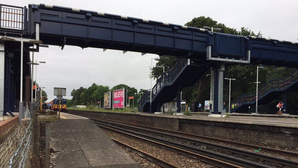 Esher station