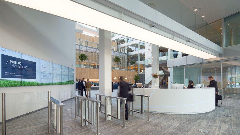 The Edge, Deloitte's hq