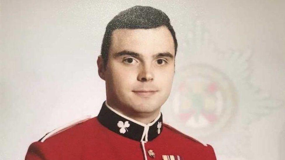 Lance Corporal Bernard Mongan