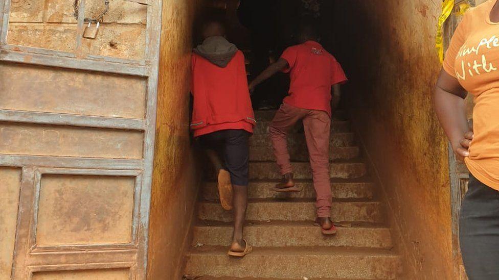 Kakamega Primary school stampede