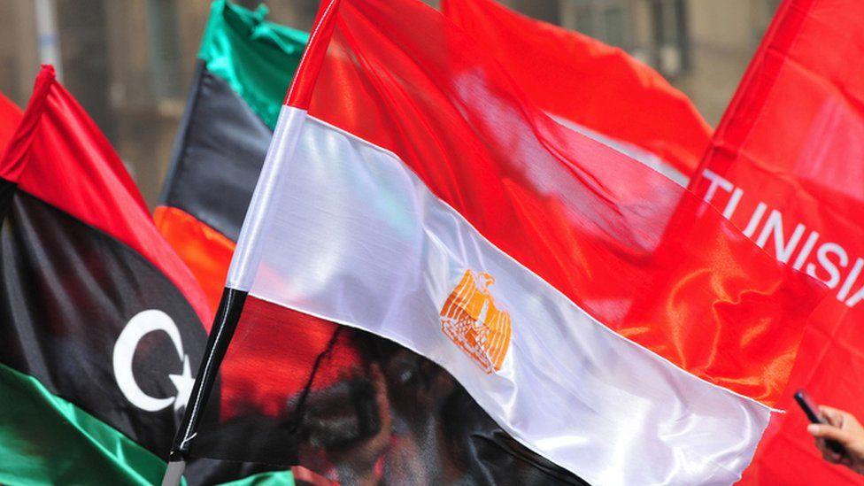 أعلام الربيع العربي