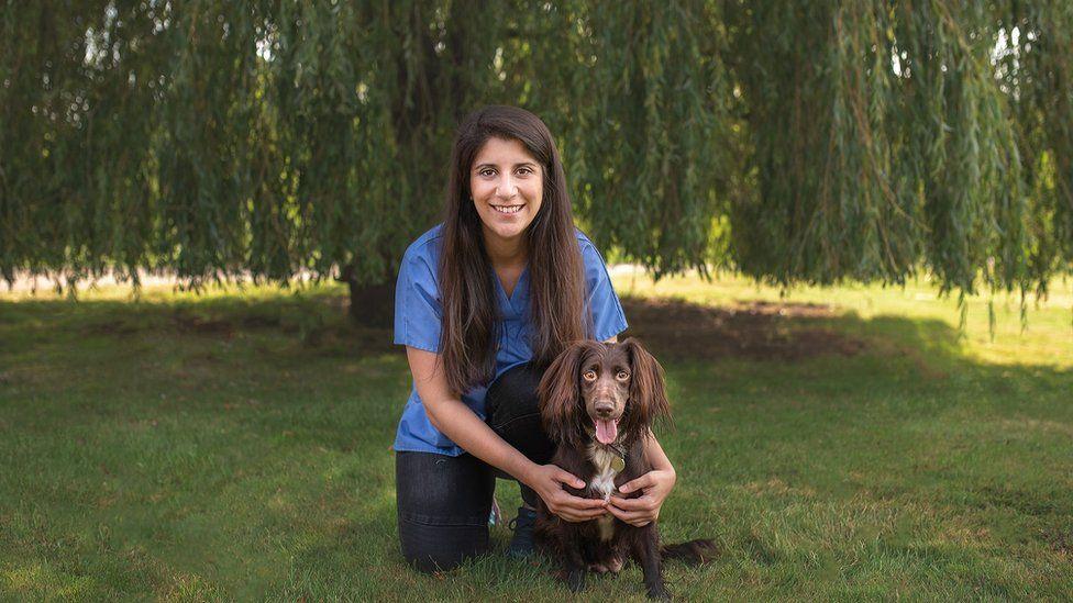 British Veterinary Association president Daniella Dos Santos