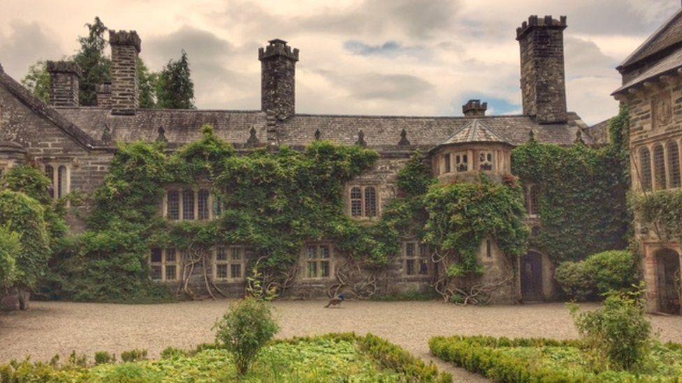Gwydir Castle, Llanrwst