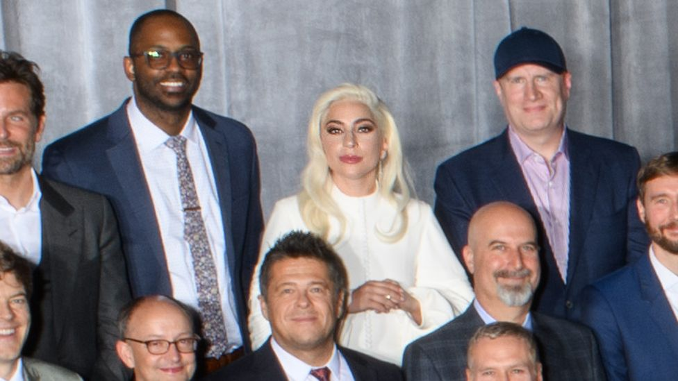RaMell Ross, Lady Gaga and Kevin Feige