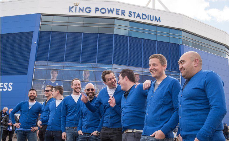 men wearing a cardigan