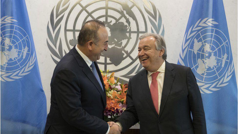 Kıbrıs görüşmeleri 'kritik bir kavşakta'