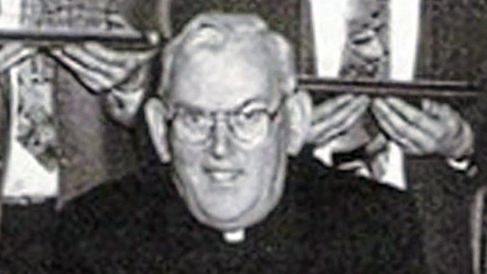 Fr Malachy Finegan