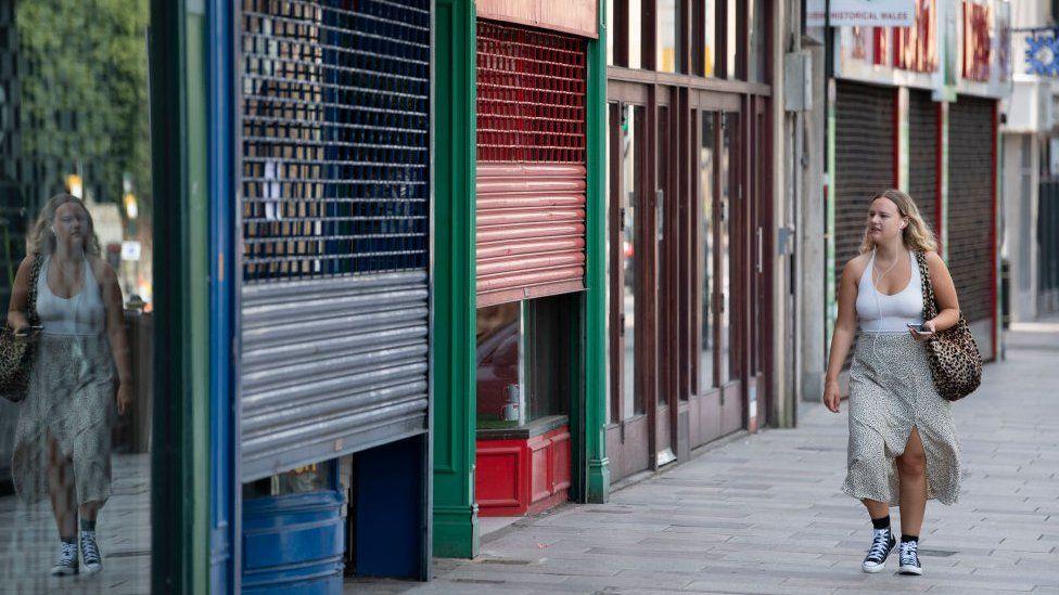 Shops in Wales
