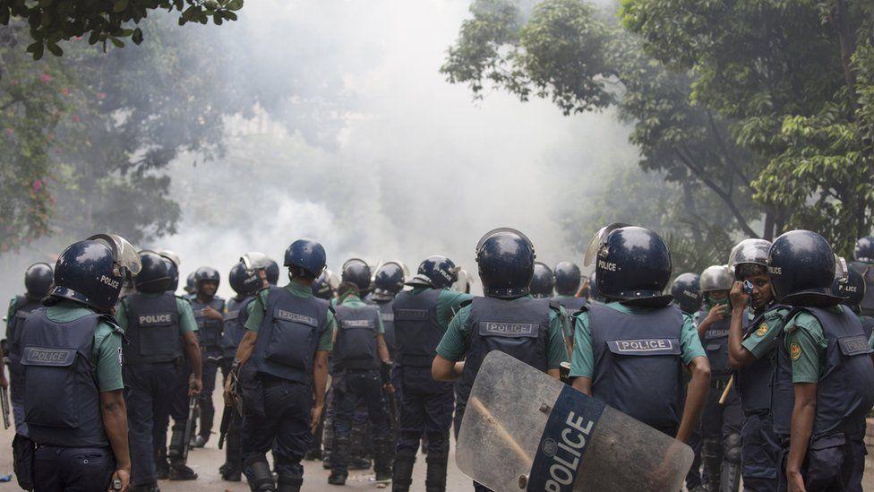 Dhaka police