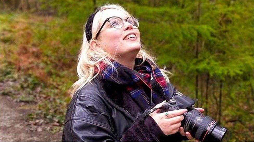 Photographer Donna Bridgewater