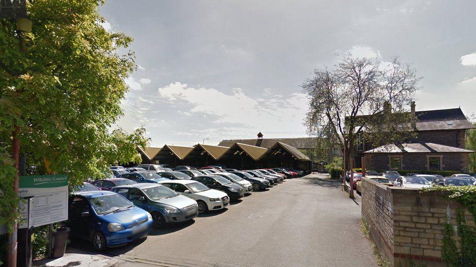 Bath Road car park, Chippenham