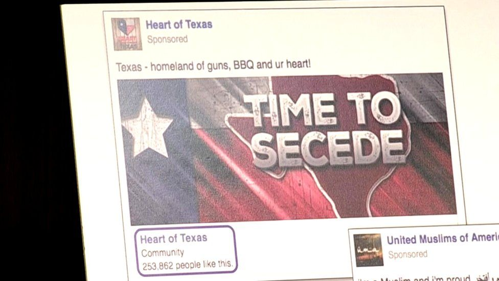 Heart of Texas account
