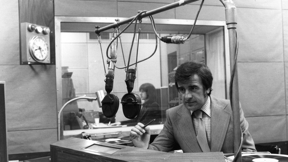 Vincent Kane was a stalwart of news presenting at the station