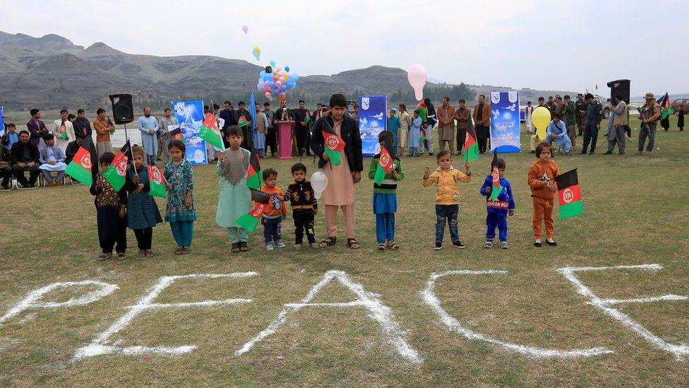 celebration ahead of peace deal