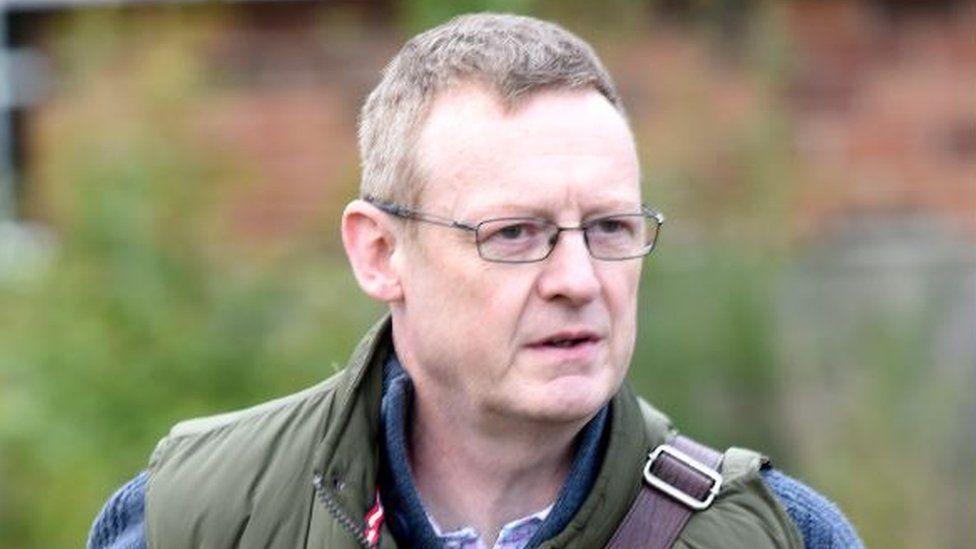 Flt Lt Andrew Townshend