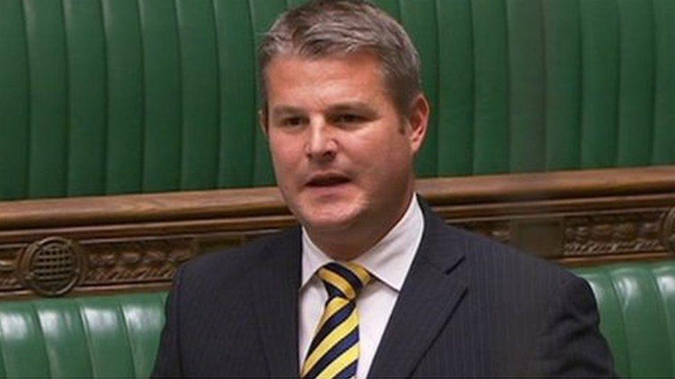 Stuart Andrew MP