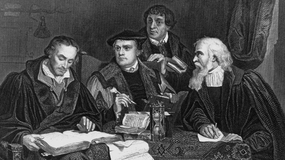 Ранние реформаторы