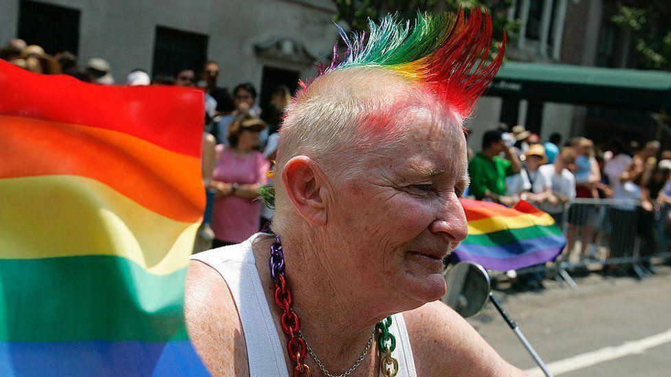 New York gay pride, 2005