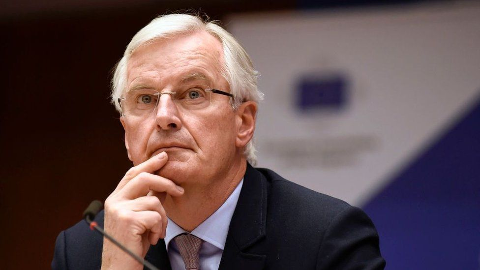 European commission member in charge of Brexit negotiations with Britain, Michel Barnier