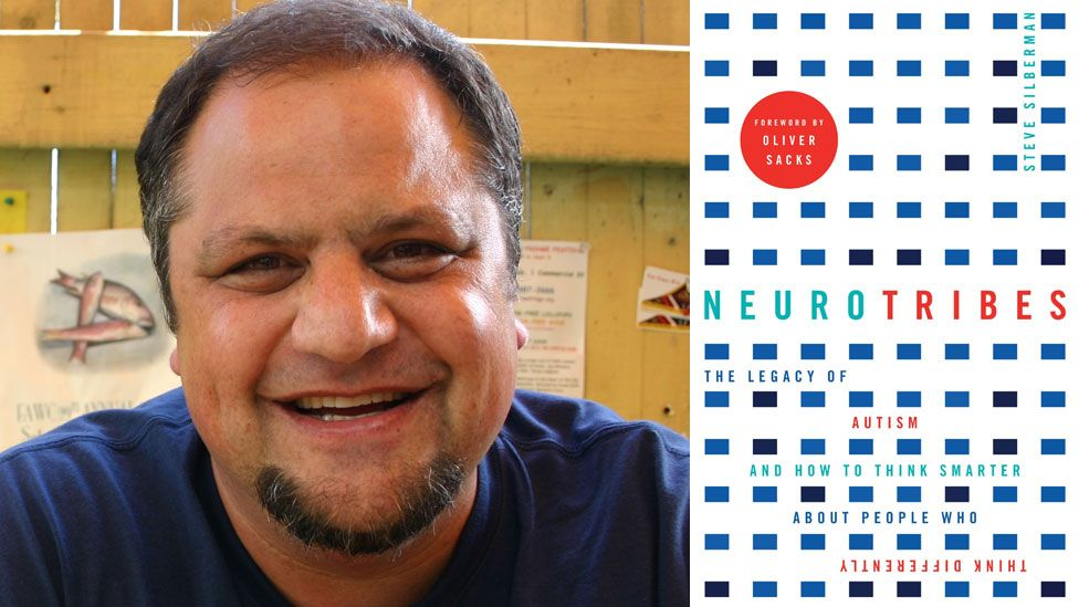 Steve Silberman and Neurotribes cover