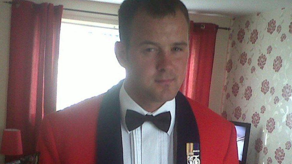 L/Sgt Mark Burgan