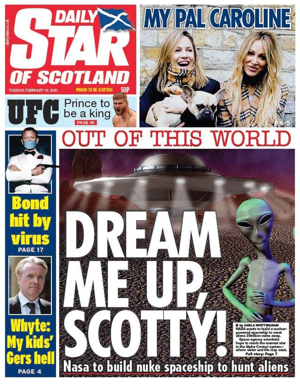 Daily Star of Scotland