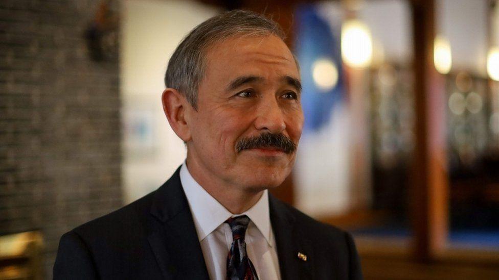 Harry Harris, US ambassador to South Korea
