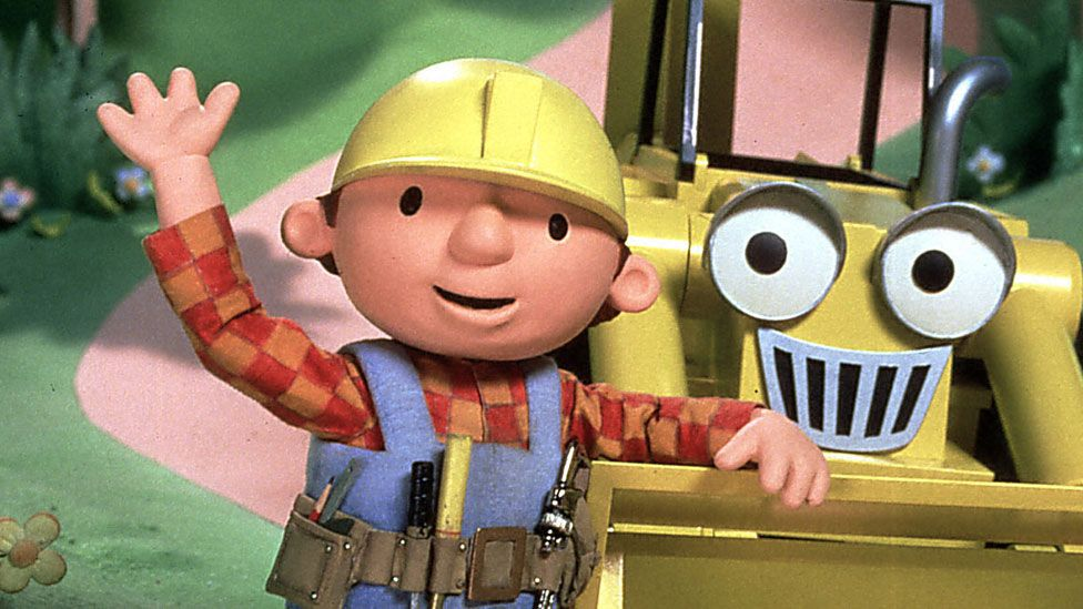 Bob the Builder with Scoop