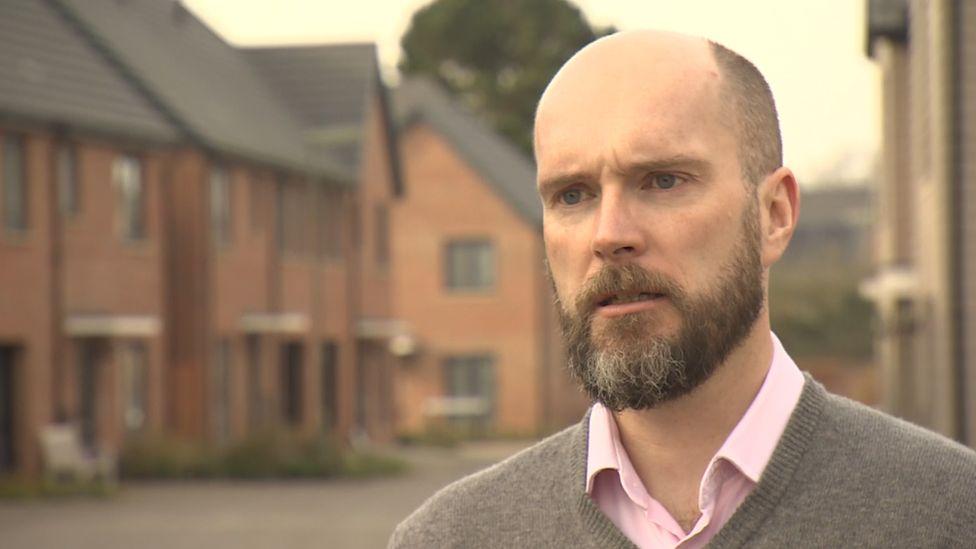 Housing lawyer David Smith