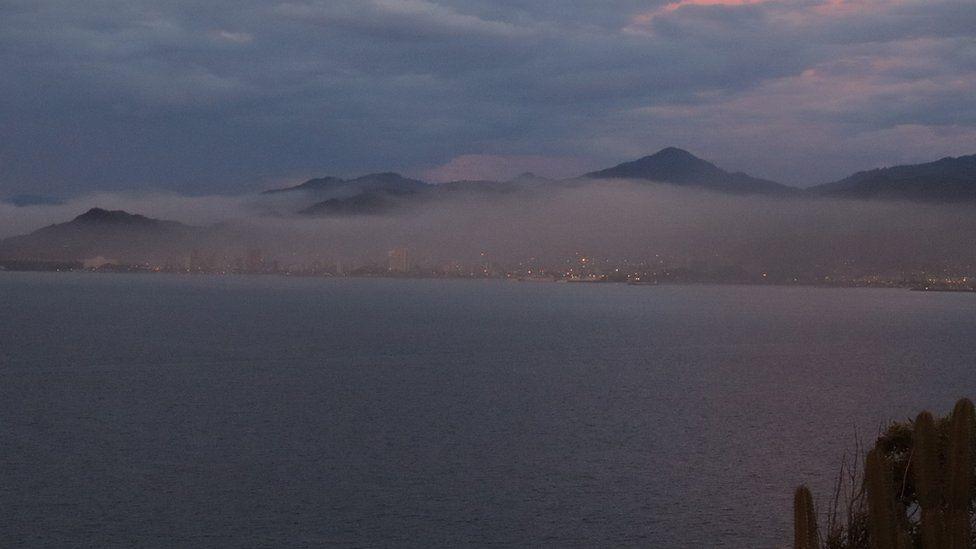 A 'cidade invisível' da Venezuela que vive sob uma nuvem tóxica
