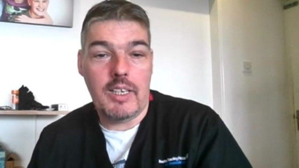 Consultant Dave Greenhorn
