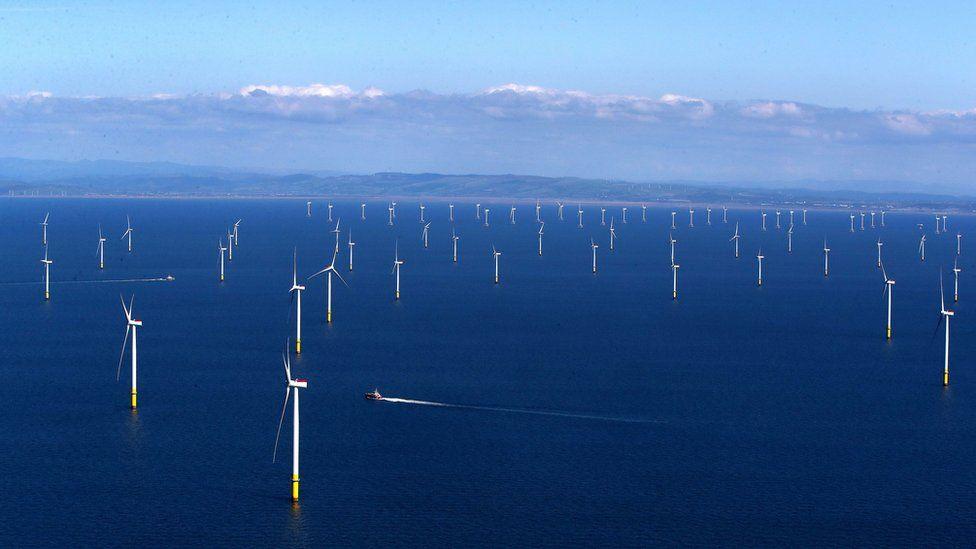 Walney wind farm