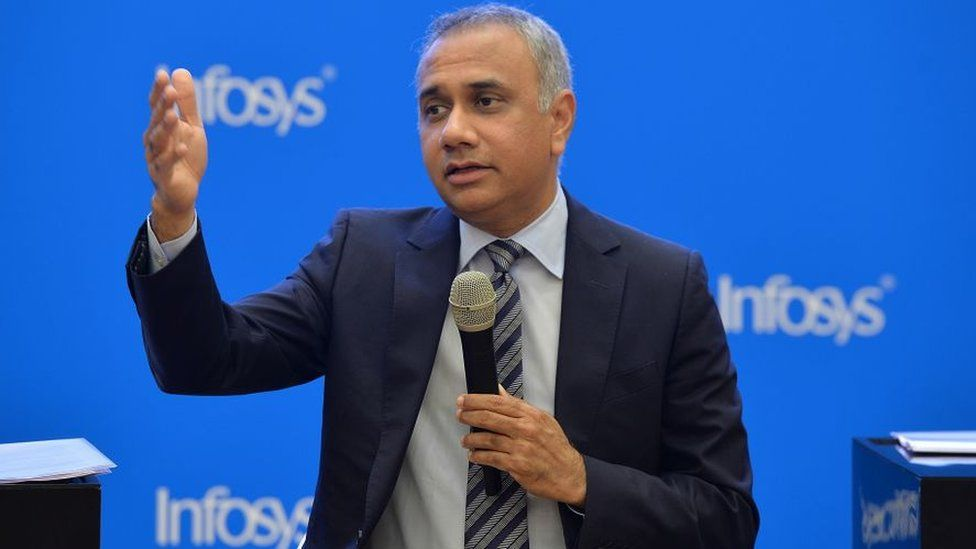 Infosys: India software giant probes whistleblower claims