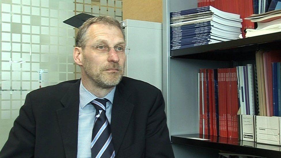 Dr Edgar Morgenroth