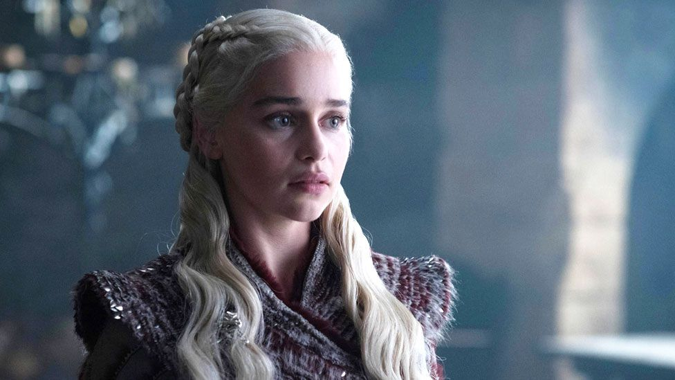 Game of Thrones: How much do women speak in the show? - BBC News