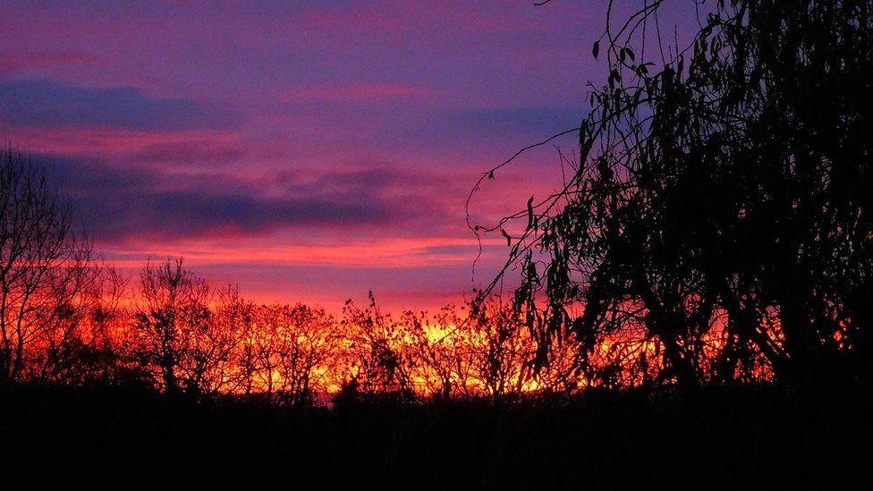 Inkberrow in Worcestershire